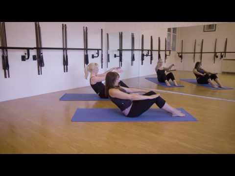Pilates Mat Class @ MyBody Studios