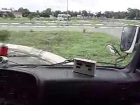 Sát hạch ô tô hạng D