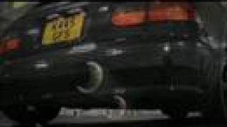 (EH3 Films) Lousanne Green Civic EG6 SiR-S