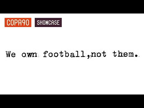 How Football Fans First Fought Back | COPA90 Showcase