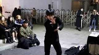 JHKTV]홍대댄스디오비 hong dae k-pop dance DOB 박효신 (눈의꽃)