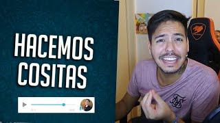 LOS AUDIOS MAS GRACIOSOS Y TURBIOS DE WHATSAPP #4