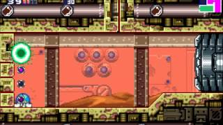 Metroid Fusion - 6 - Samus and The Sector of Fire