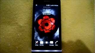 Android Sharingan Live Wallpaper Instruction