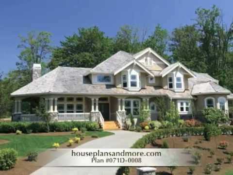 Home Wrap Around Porches Video 1   House Plans and More   YouTube Home Wrap Around Porches Video 1   House Plans and More