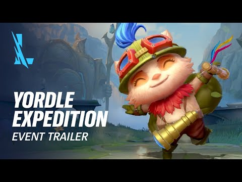 Yordle Expedition | Official Event Trailer - League of Legends: Wild Rift