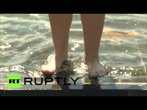 Russia: School's out forever in Moscow