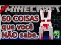 60 coisas que você não sabe sobre Minecraft #3