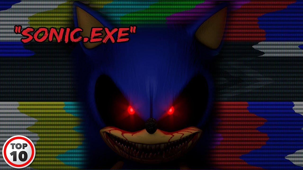 Scariest Sonic Creepypastas Sonic Exe Youtube
