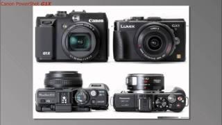 CES 2012: Canon dévoile son arme anti-hybride, PowerShot G1X, le 1er compact pro à grand capteur