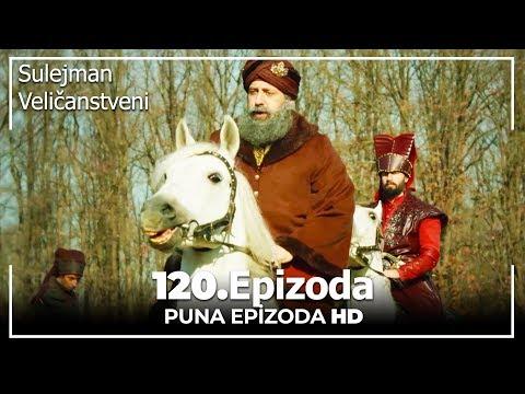 Sulejman Veličanstveni Epizoda 120 Sa prevodom