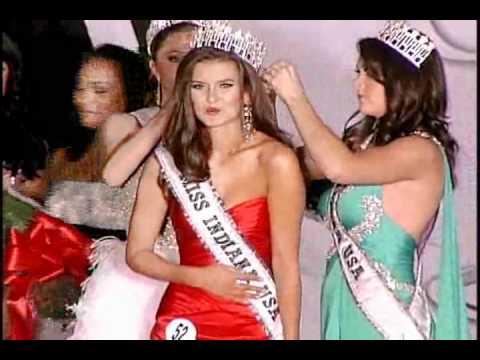 Miss Indiana USA 2011 crowning