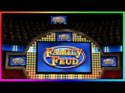 Funniest Family Feud Game EVER!