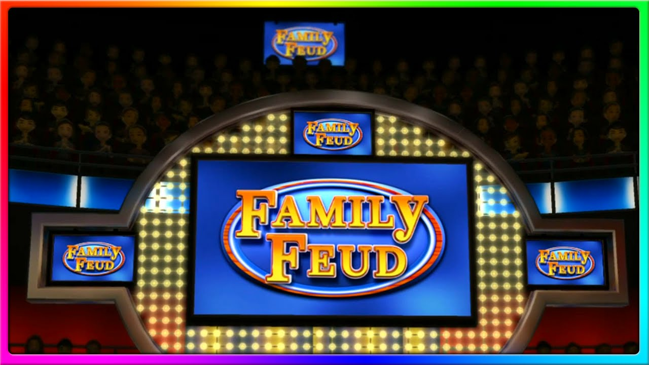 games like family feud