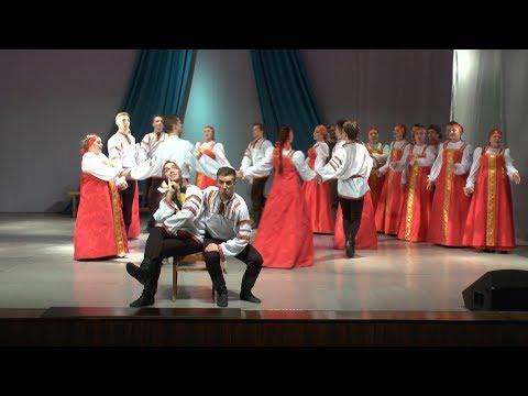 Концерт Южно-Уральского ансамбля песни и танца