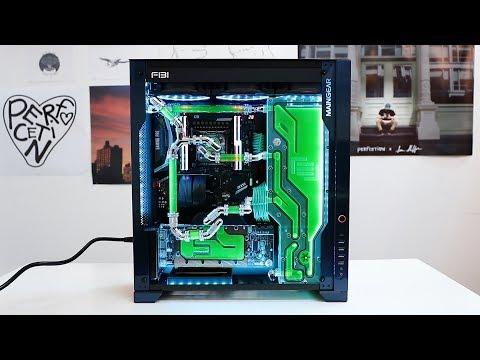 MY $10,000 MAINGEAR PC! *CUSTOM*