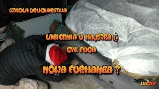 Szkoła Druciarstwa Lakiernia u Majstra Nowa Furmanka ? Wazzup :)