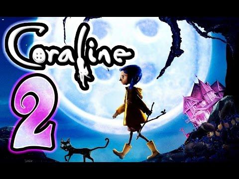 Coraline Walkthrough Part 1 Movie Game Wii 1 Of 10 Youtube