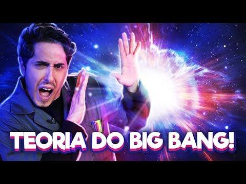 Teoria do BIG BANG - A origem do universo - Nostalgia Ciência