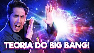 A origem do universo | Teoria do BIG BANG thumbnail