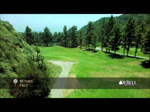 DeBell Golf Course Burbank Ca, Aerial Flyover - Hole 12 Mp3