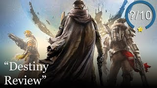 Destiny PS4 Review (Video Game Video Review)