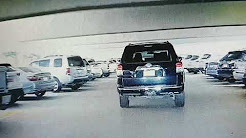 Cassandra Martin from Richardson, TX backs her Toyota 4Runner into my car and leaves - No Insurance!