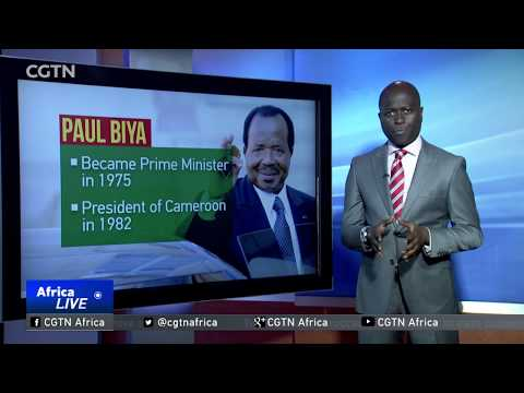 Paul Biya expected to win Cameroon elections