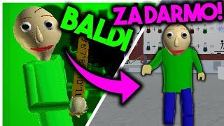 HOW DO I BECOME a BALDIM in ROBLOX * for FREE *