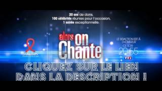 Alors on Chante Soirée Sidaction