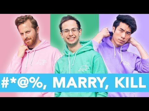 The Try Guys Play Boink, Marry, Kill