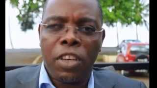"""São Tomé 39 anos depois: Agostinho Fernandes, ADI:  """"o pais tem futuro, com ou sem petróleo"""