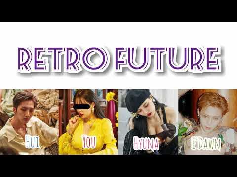[Triple H] - Retro Future (4 members version)