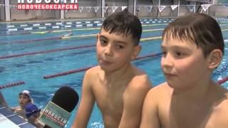 «Детки в эфире» - Мария Белова рассказывает о пользе плавания