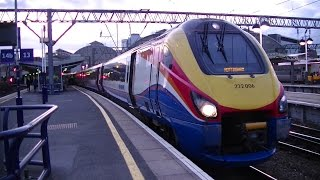 East Midlands Trains Meridian On-board - Liverpool South Parkway to Manchester Piccadilly
