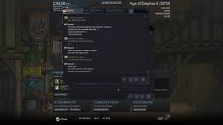 age of empires 2 hd recordings/games