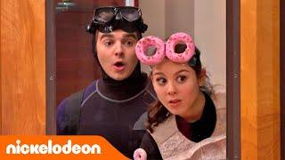 Грозная семейка | Волейбольная месть | Nickelodeon Россия смотреть онлайн в хорошем качестве бесплатно - VIDEOOO