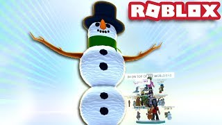 GETTING MORE PETS! | Roblox Snowman Simulator