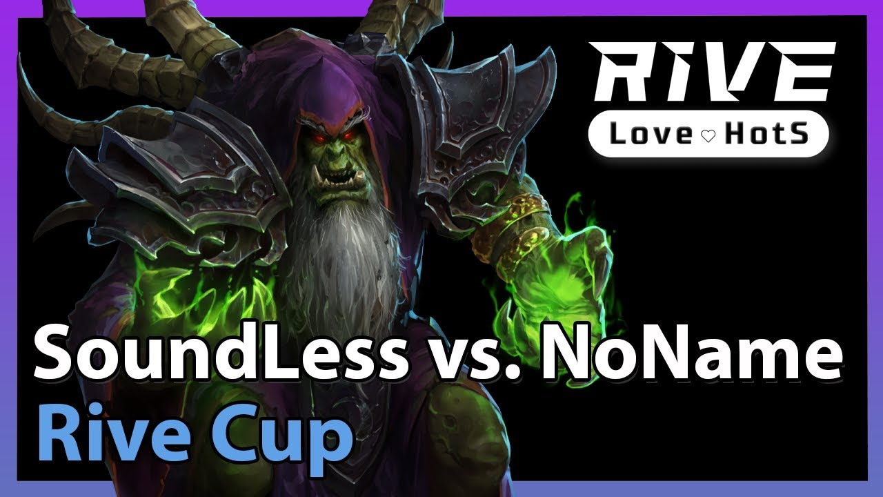 SoundLess vs. NoName - Heroes of the Storm Tournament 2021