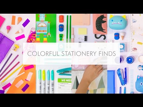 Back to School with SM Stationery