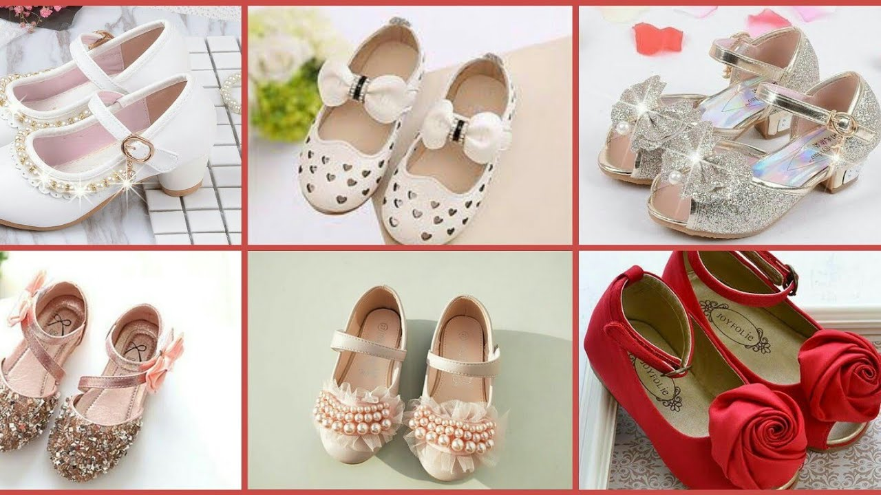 Stylish Fancy Shoes for Baby Girl