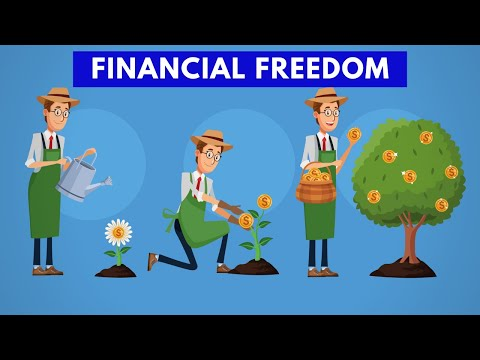 7 Steps to Become Financially Free And Live a Good Life
