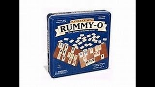 Rummy O At The Cabin