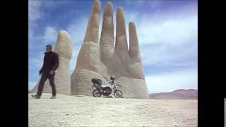 MANO DEL DESIERTO - tentativa de fazer a famosa foto no deserto do Atacama - Chile