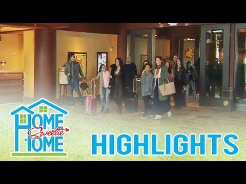 Home Sweetie Home: Julie's group arrives at Hong Kong Disneyland