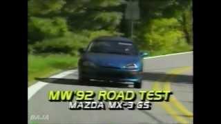 1992 Mazda MX3 GS V6