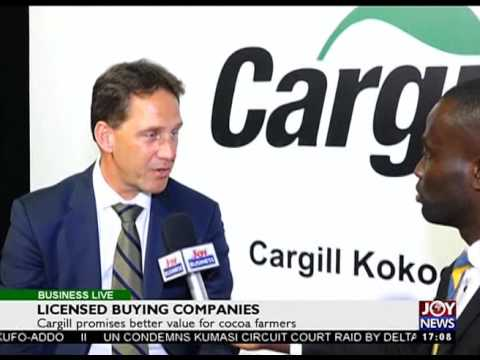 CARGILL LAUNCHES ITS LBC MODEL IN GHANA