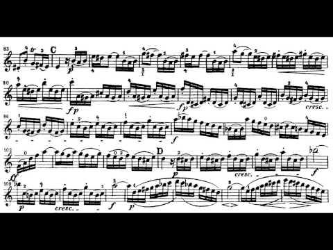 Bach - Violin Concerto in A minor - I Allegro moderato [Play along]
