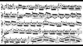 Bach - Violin Concerto in A minor - I Allegro moderato [Play along]