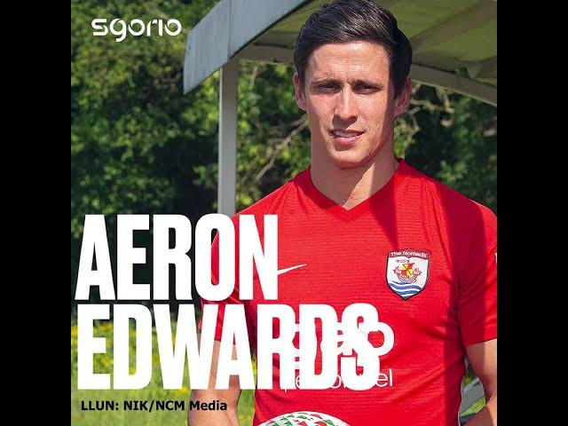 AERON EDWARDS | CEI CONNAH